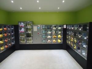Distributeur fruits et légumes Volailles fermières